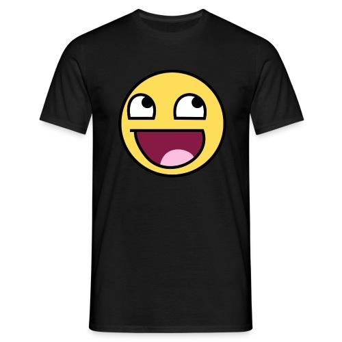 Awesome Face - Koszulka męska