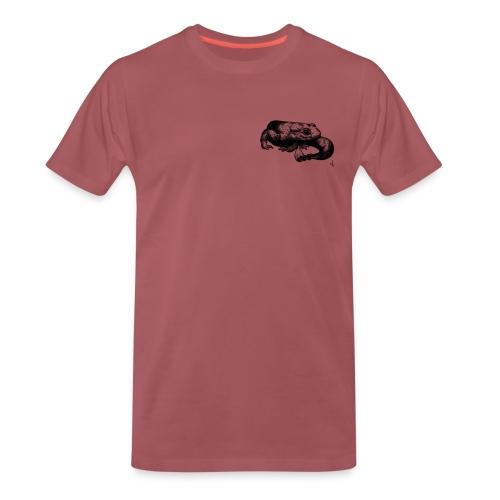 ヒトカゲ - Salamèche - Men's Premium T-Shirt