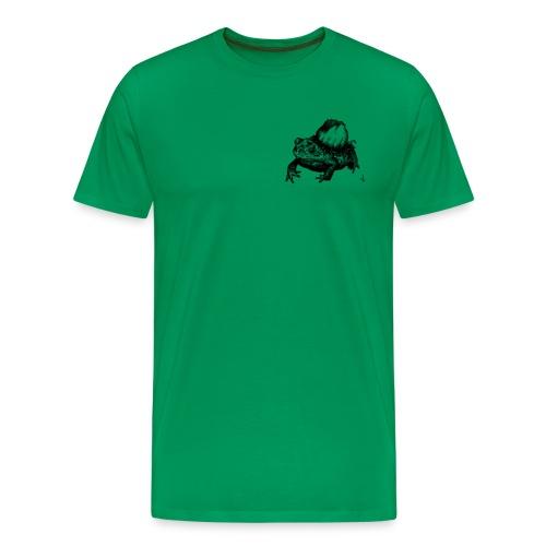 フシギダネ  - Bulbizarre - Men's Premium T-Shirt