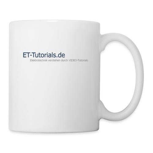 ET-Tutorials Tasse - Tasse
