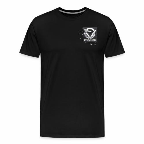 CIstVipeX-Logo-T-Shirt - Männer Premium T-Shirt