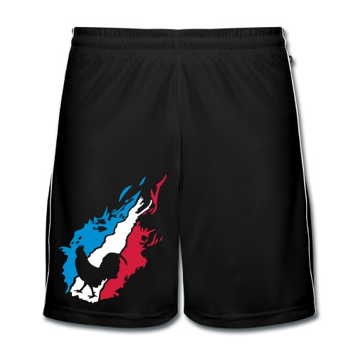 Short homme Le Coq français - Short de football Homme