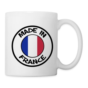 Mug Tasse Made in France - Tasse