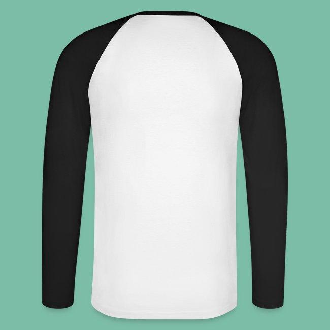 Tshirt manches longues bi color triskel chêne Brocéliande Spirit