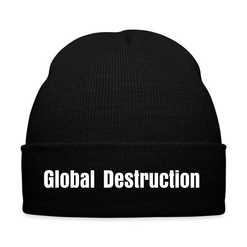 Bonnet Global Destruction - Bonnet d'hiver