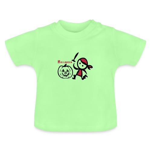 Baby Shirt zum Halloween  - Baby T-Shirt