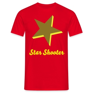 Star Shooter - Men's T-Shirt