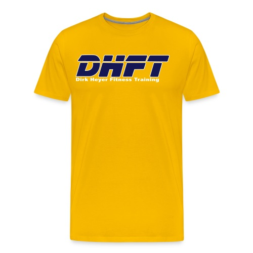 DHFT Shirt - Männer Premium T-Shirt