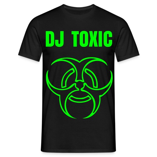 For Dj Toxic Fans - Men's T-Shirt