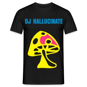For Dj Hallucinate Fans - Men's T-Shirt