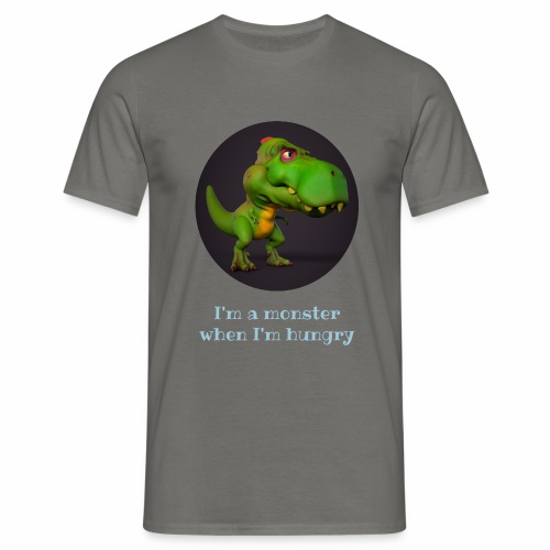 T-Rex T-Shirt - Men's T-Shirt