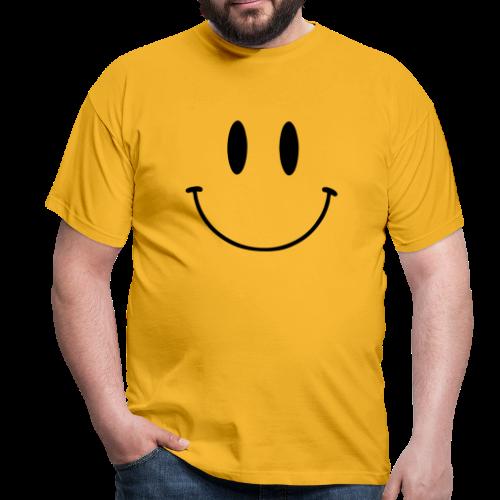 T-shirt, Original Smiley Face - T-shirt herr