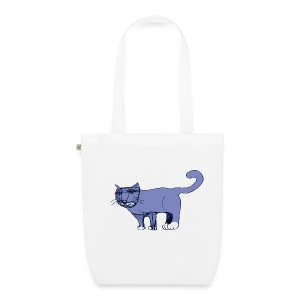 Katze - EarthPositive Tote Bag