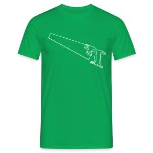 SÄGE Fuchsschwanz - Männer T-Shirt