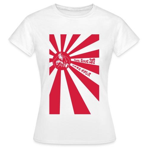 Le tisheurte du Yionel 2019 (F) - T-shirt Femme