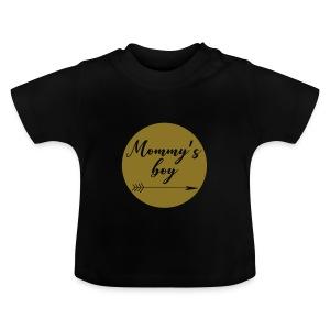 Mommy's Boy - Baby T-shirt