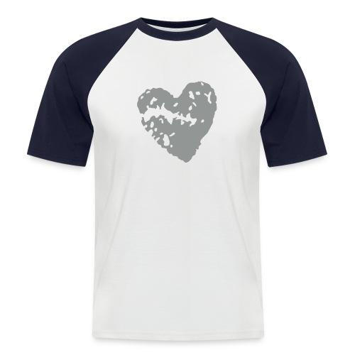 Hjerte - Men's Baseball T-Shirt