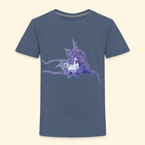 mystic swan - Kinder Premium T-Shirt