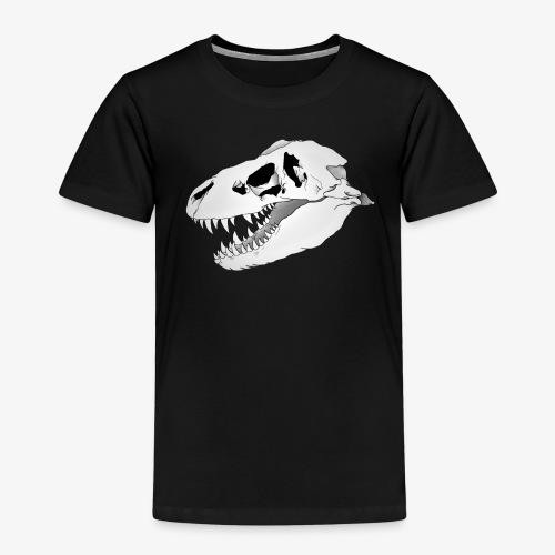 Kids Dino skull Tee - Kids' Premium T-Shirt