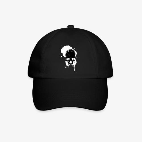 Graffiti Skull Cap - Baseball Cap