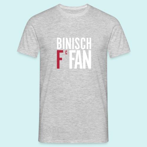 BINISCH FC Fan - Männer T-Shirt