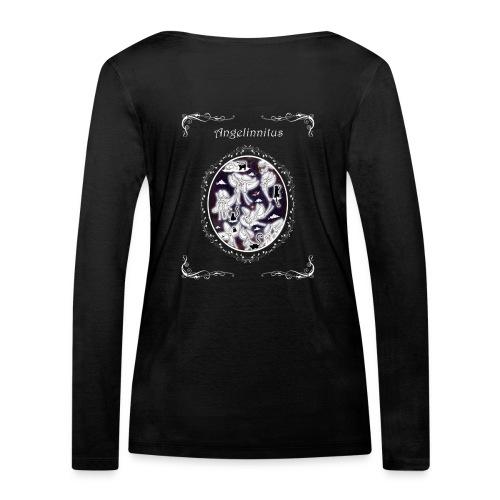 Angelinnitus Women's Organic Longsleeve Shirt - Women's Organic Longsleeve Shirt by Stanley & Stella