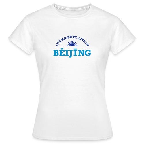 Peking T-Shirt - Frauen T-Shirt