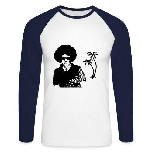 T-shirt SP 021 - T-shirt baseball manches longues Homme