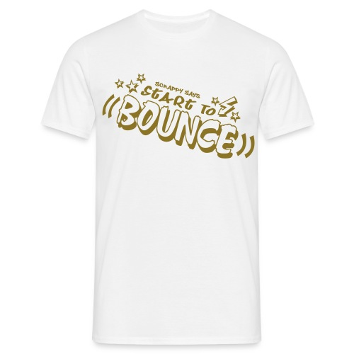 Start to Bounce T-shirt - Men's T-Shirt