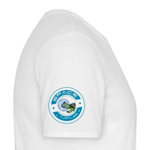 Space Turtles Sleeve - Men's T-Shirt
