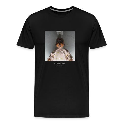 im just a crackbaby - Männer Premium T-Shirt