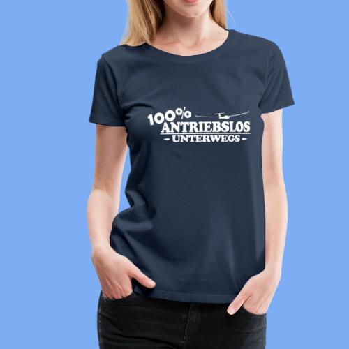 Segelflieger Profi Geschenk - Women's Premium T-Shirt