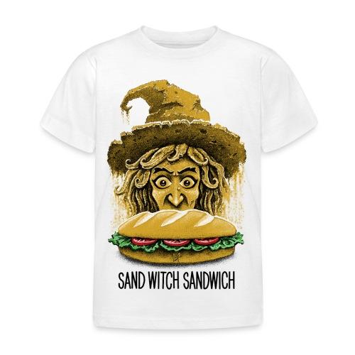 Sand Witch Sandwich V1 - Kids' T-Shirt