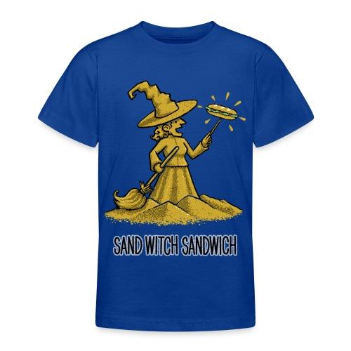 Sand Witch Sandwich V2 - Teenage T-Shirt
