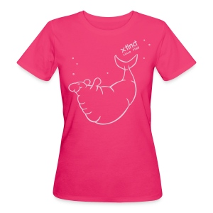Simone Fass Riesenseekuh Emma - Frauen Bio-T-Shirt