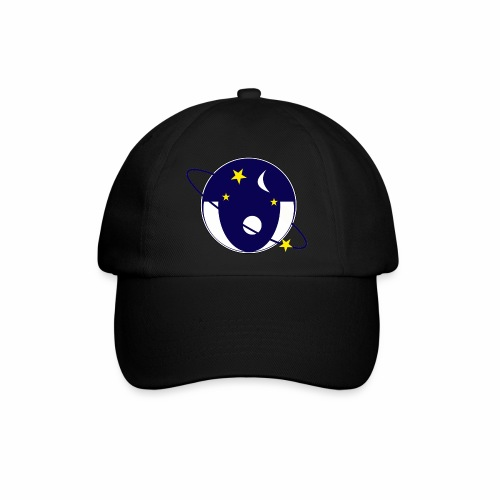 Baseball Cap 01 - Light Text - Baseballkappe