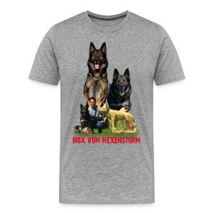 Melanie-Nox - Männer Premium T-Shirt