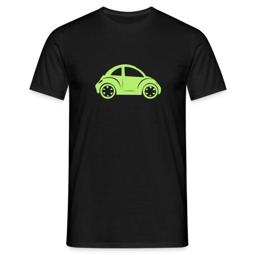 Cybergreen totaal - Mannen T-shirt