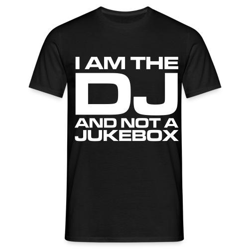 F*ck off - I AM THE DJ - Koszulka męska