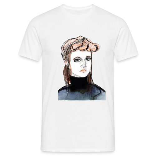Portrait I - T-shirt Homme