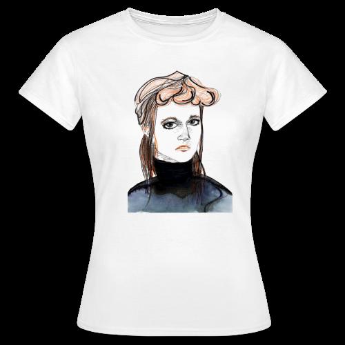 Portait I - T-shirt Femme