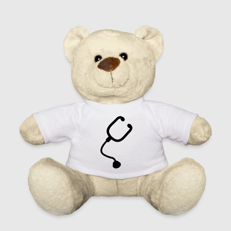 Stethoscope - Doctor - Teddy Bear