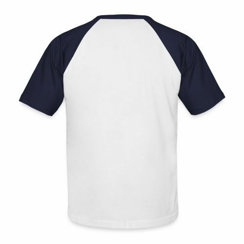 DieBilo - eXtrem fucking HT Baseball-T-Shirt - Männer Baseball-T-Shirt