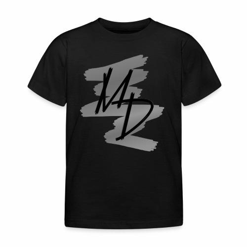 Camiseta con logo MD original color gris (Niño/Niña) - Camiseta niño