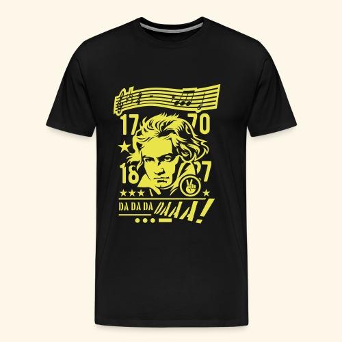 Beethovens Fünfte - Männer Premium T-Shirt