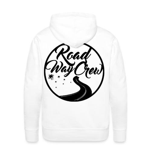 RWC-Hoodie Weiß Männer - Männer Premium Hoodie