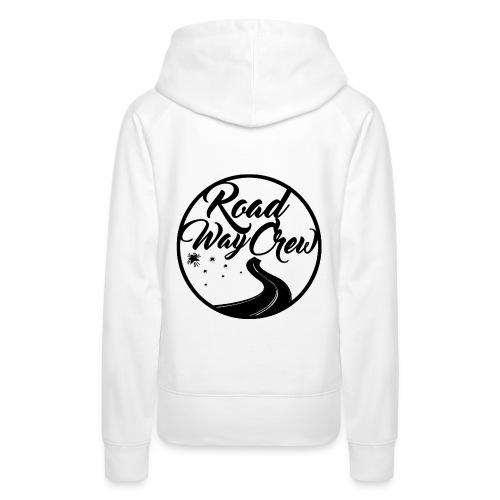 RWC-Hoodie Weiß Frauen - Frauen Premium Hoodie