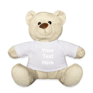 Personalised bear - Teddy Bear