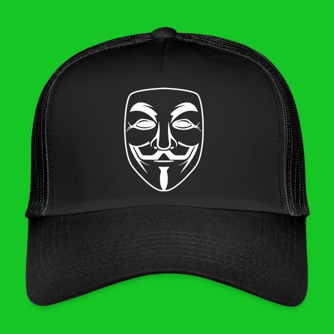 Anonymous cap