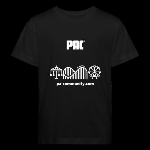 Camiseta niño PAC - Camiseta ecológica niño